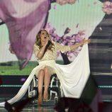 Monika Kuszy?ska, representante de Polonia en el Festival de Eurovisión 2015
