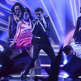 Electro Velvet, representante de Reino Unido en el Festival de Eurovisión 2015