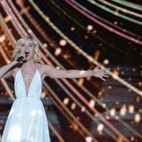 Polina Gagarina, representante de Rusia en el Festival de Eurovisión 2015