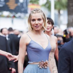 Sienna Miller en la clausura del Festival de Cannes 2015