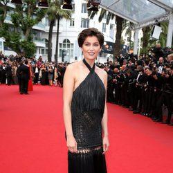 Laetitia Casta en la clausura del Festival de Cannes 2015