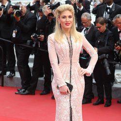 Hofit Golan en la clausura del Festival de Cannes 2015