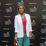 Fiona Ferrer en la presentación de la Gala Starlite 2015