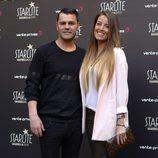 Fonsi Nieto y Marta Castro en la presentación de la Gala Starlite 2015