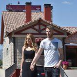 Edurne y David De Gea cogidos de la mano paseando por Madrid tras Eurovisión 2015