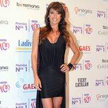 Sonia Ferrer en la entrega de los Premios Nos 1 de Cadena 100