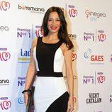 Cecilia Gómez en la entrega de los Premios Nos 1 de Cadena 100