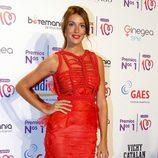 Noelia López en la entrega de los Premios Nos 1 de Cadena 100