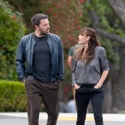 Última aparición pública de Ben Affleck y Jennifer Garner antes de los rumores de separación