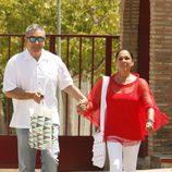 Isabel Pantoja sale de la cárcel para disfrutar de su primer permiso