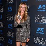 Cat Deeley en los premios Critics' Choice Awards 2015
