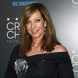 Allison Janney en los premios Critics' Choice Awards 2015