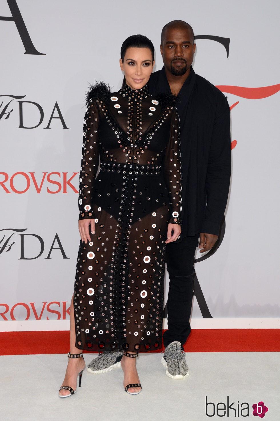 Kim Kardashian y Kanye West reaparecen tras anunciar que esperan su segundo hijo