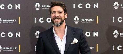 Félix Gómez en los Premios Space Icon