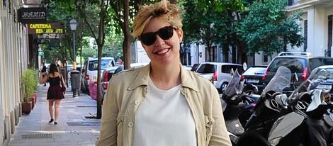Primera imagen de Tania Llasera tras anunciar su embarazo