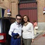 José Ortega Cano celebra su tercer grado en los toros con Ana María Aldón