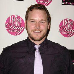 Chris Pratt en el año 2009