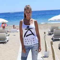 Desiré Cordero en la Pasarela Adlib de Ibiza