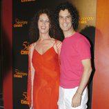 Pedro Zerolo y Carla Antonelli