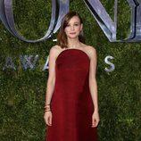 Carey Mulligan en la entrega de los Tony Awards 2015