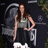 Lydia Hearst en el estreno de 'Jurassic World' en Los Angeles