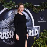 Judy Greer en el estreno de 'Jurassic World' en Los Angeles