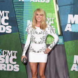 Carrie Underwood en los CMT Music Awards 2015
