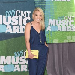 Jamie Lynn Spears en los CMT Music Awards 2015
