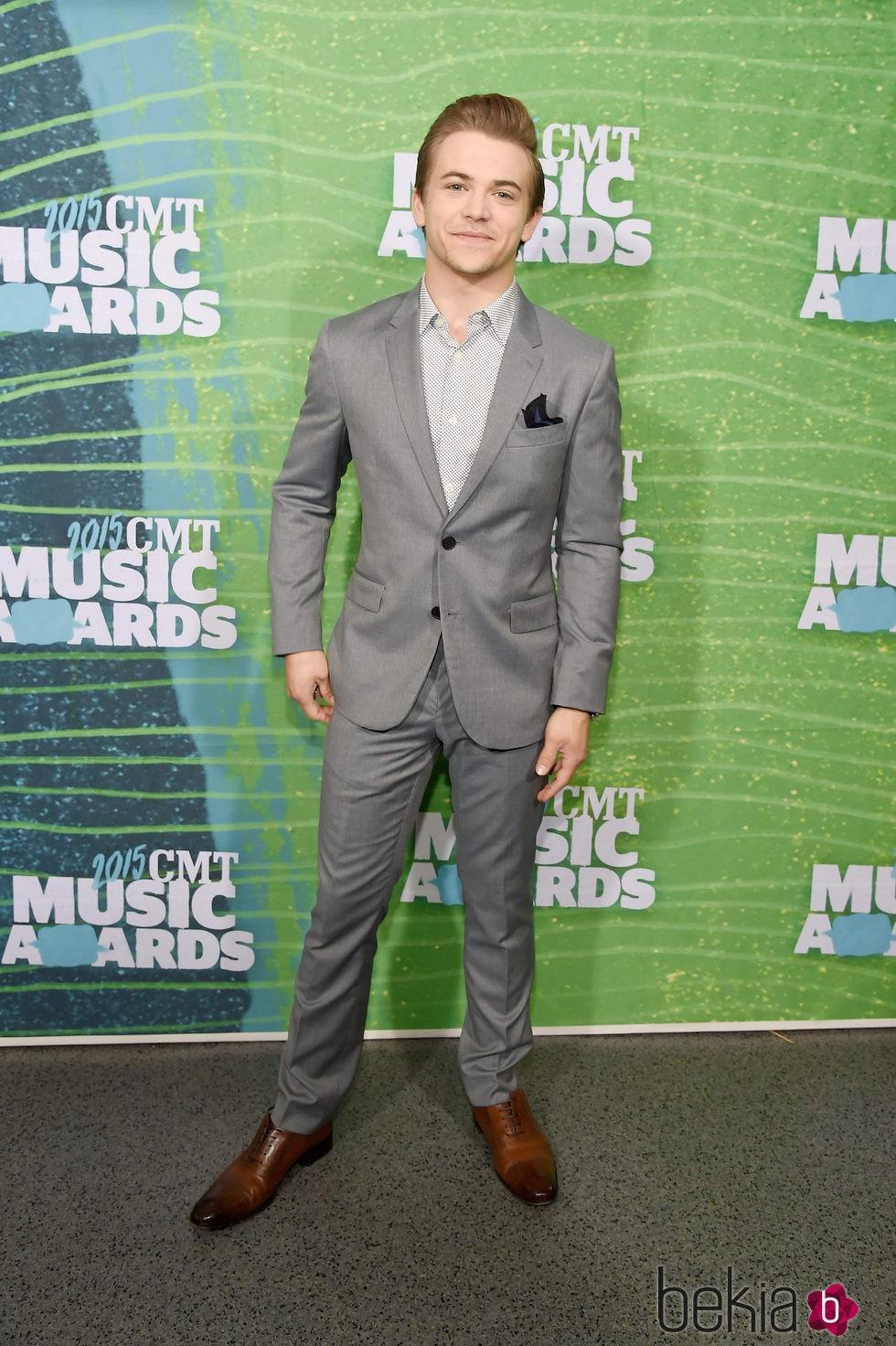 Hunter Hayes en los CMT Music Awards 2015