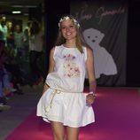 Esmeralda Moya en la celebración del primer aniversario de la firma de moda 'By Nerea'