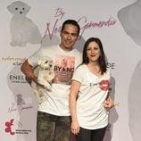 Alejandro Tous y Ruth Nuñez en la celebración del primer aniversario de la firma de moda 'By Nerea'