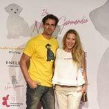Patricia Montero y Álex Adrover en la celebración del primer aniversario de la firma de moda 'By Nerea'