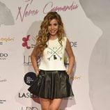 Natalia en la celebración del primer aniversario de la firma de moda 'By Nerea'