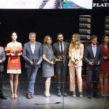 Los galardonados con el premio LifeStyle 2015