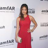 Jamie Chung en la gala amfAR Inspiration de Nueva York 2015