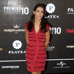 Ana Pastor en la entrega de los Premios Lifestyle