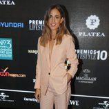Berta Bernad en la entrega de los Premios Lifestyle