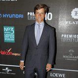 Julián López 'El Juli' en la entrega de los Premios Lifestyle