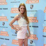 María Castro en el estreno de 'Ahora o nunca'