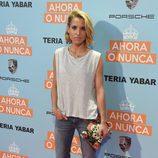 Ana Fernández en el estreno de 'Ahora o nunca'