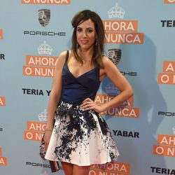 Alicia Rubio en el estreno de 'Ahora o nunca'
