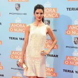 Clara Lago en el estreno de 'Ahora o nunca'