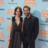 María Valverde y Dani Rovira en el estreno de 'Ahora o nunca'