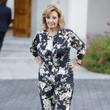 María Teresa Campos en la fiesta de su 74 cumpleaños