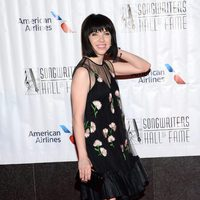 Carly Rae Jepsen en los 'Songwriters Hall Of Fame Awards 2015'