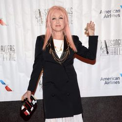 Cyndi Lauper en los 'Songwriters Hall Of Fame Awards 2015'