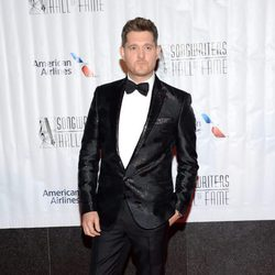 Michael Bublé en los 'Songwriters Hall Of Fame Awards 2015'