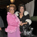 Marujita Díaz y Carmen Sevilla