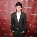 Tom Holland en el Festival Internacional de Cine de Palm Springs 2013