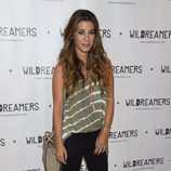 Elena Tablada durante una fiesta de la firma Wildreamers en Madrid